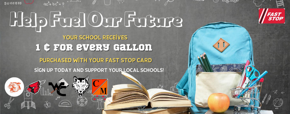 Help Fuel Our Future All Schools